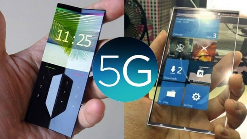 Which 5G Phones are available in India