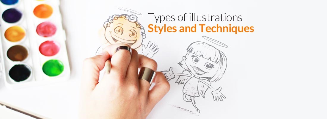 Evolution Of Illustration Styles And Techniques