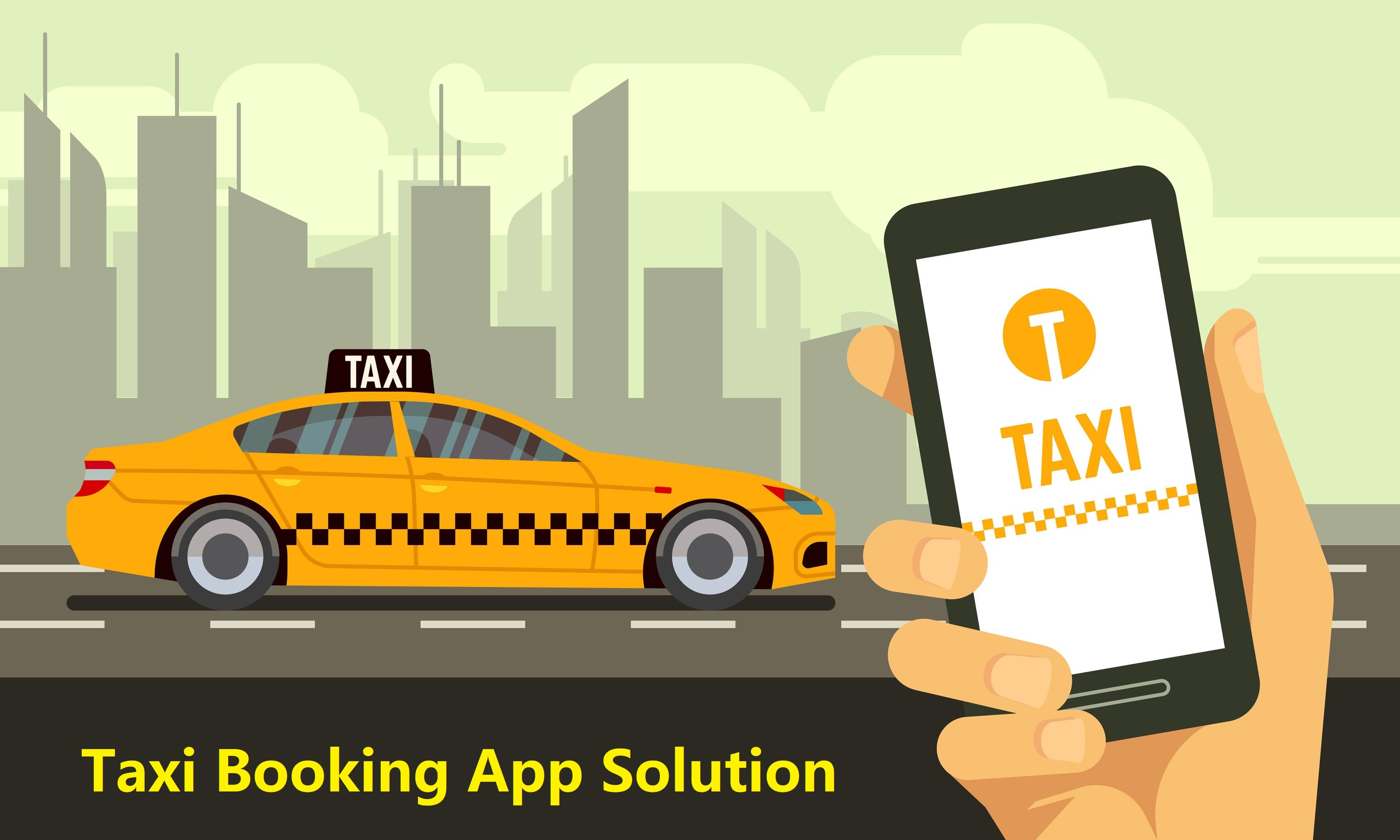 Benefits of taxi app solutions for your online taxi booking startup