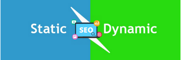 Static vs dynamic site. What is better for SEO?