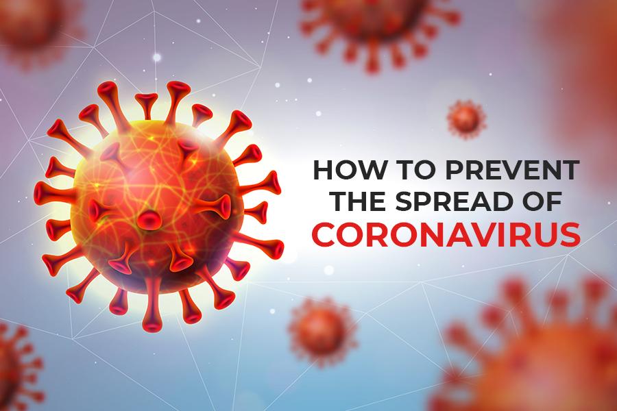 How to prevent the spread of the coronavirus (COVID-19)