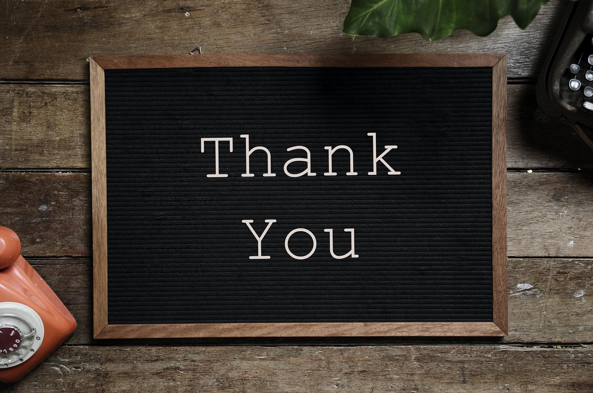 How Gratitude Has Made Me a Better Founder