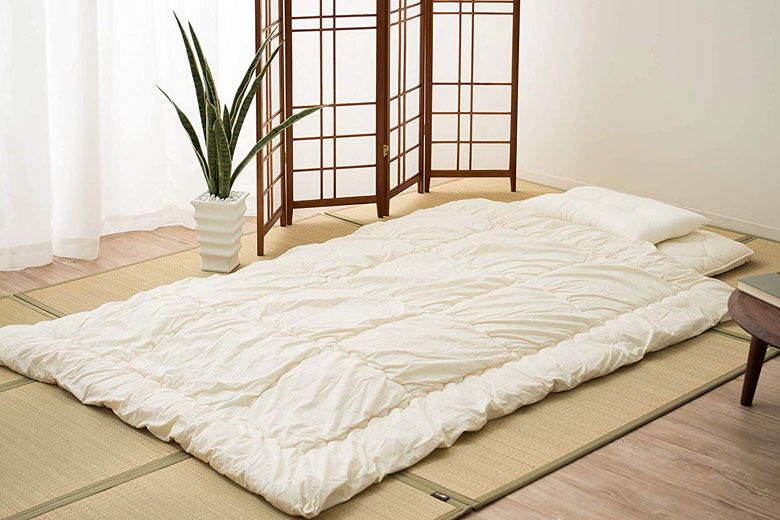 What Health Benefits Do Authentic Japanese Futon Bed Have?