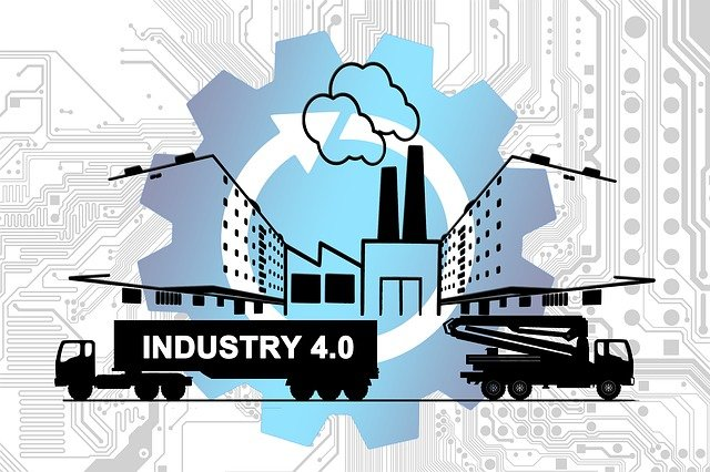 Industry 4.0- The Manufacturing Takes a Smart Leap