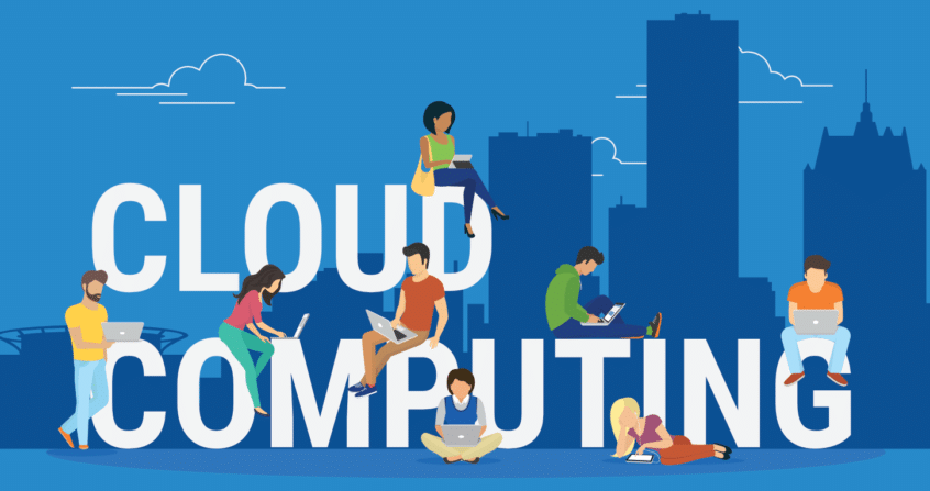 CLOUD COMPUTING: HISTORY AND THE FUTURE