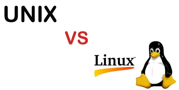 What is the difference between Unix and Linux operating system?