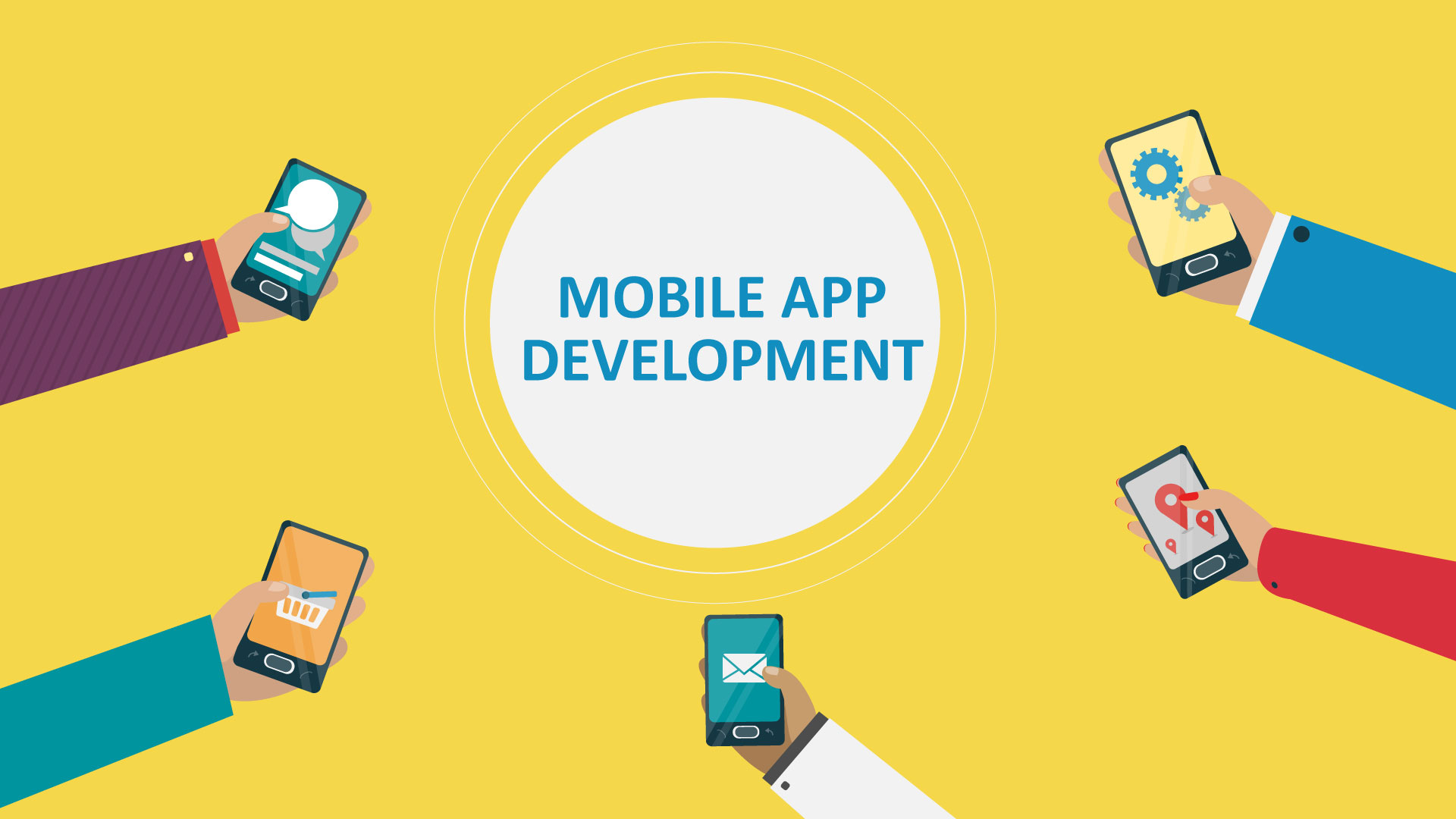 Top Mobile App Development Companies in Jaipur