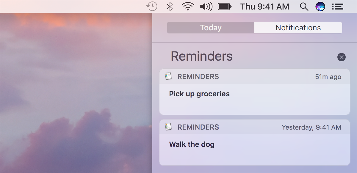 How to Control macOS Notification Center