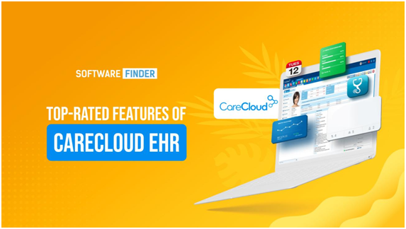 Top-rated Features of CareCloud EHR