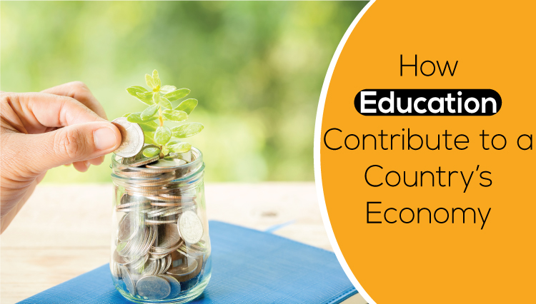 How Education Contribute to a Country's Economy