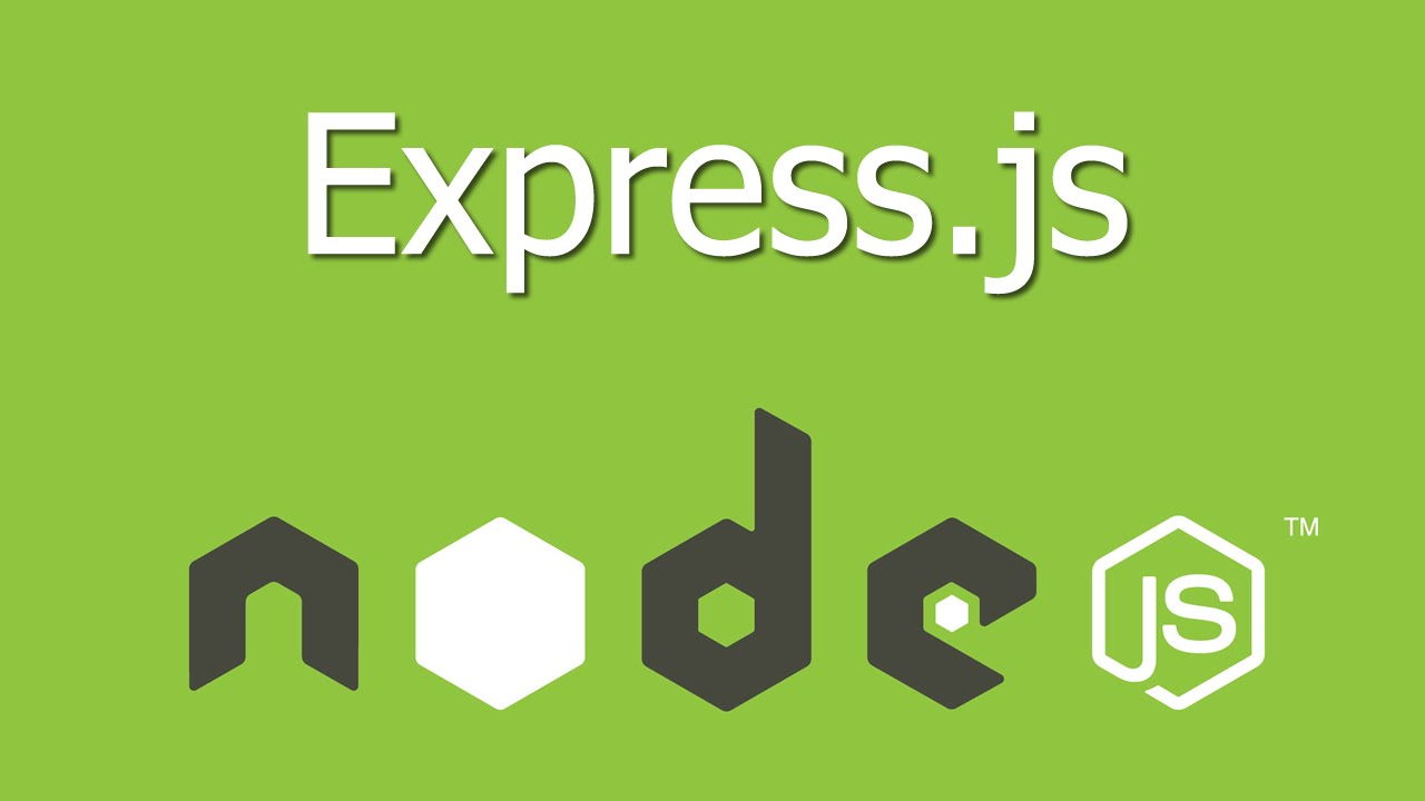 What is difference between Node.JS and Express.JS?