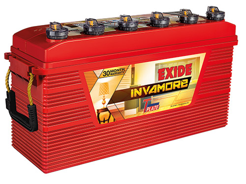 Which inverter battery is best for home?