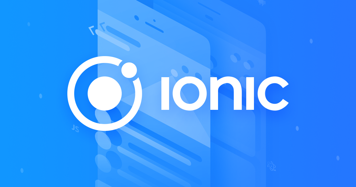 Ionic 5 Mobile App Development - All New Features Explored!