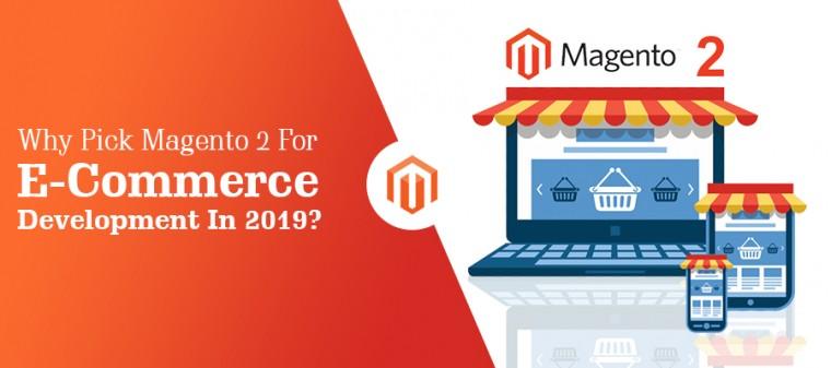 Magento 2: A platform for the development of e-commerce