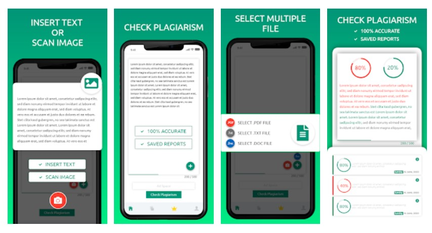 Review: Plagiarism checker by Prepostseo for Android Smartphones