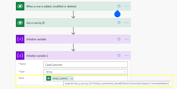 Quick Tip to Fetch Option-Set Label & Lookup Name in a Power-Automate Flow