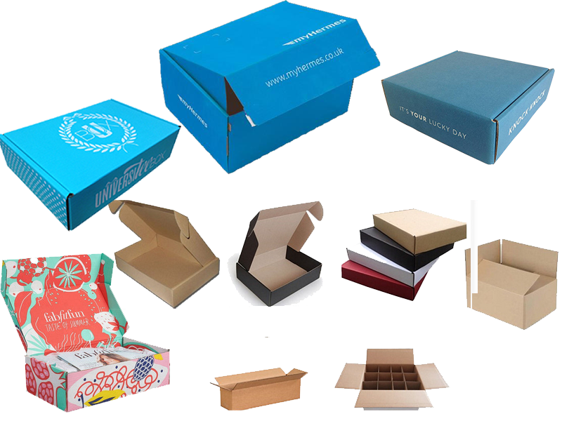 Finding a Dependable Cardboard Packaging Boxes' Manufacturer