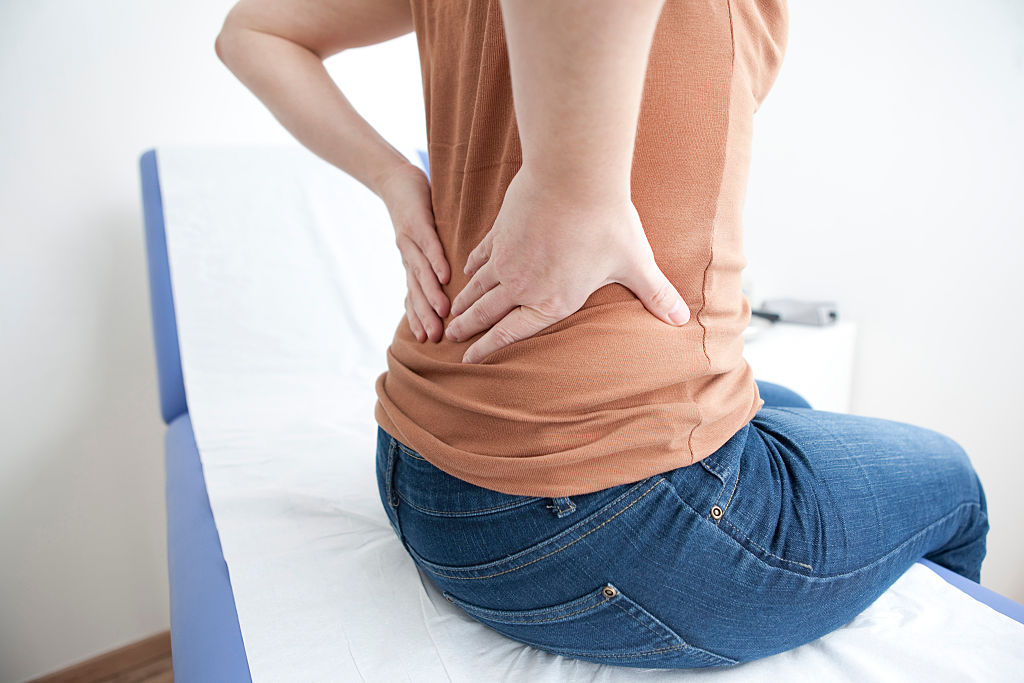 5 simple exercises to ease back pain