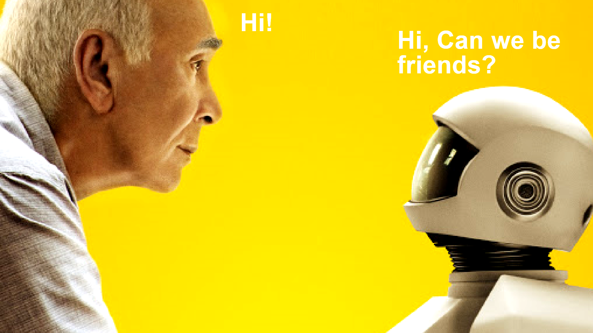 How Artificial Intelligence Is Helping Elderly People?