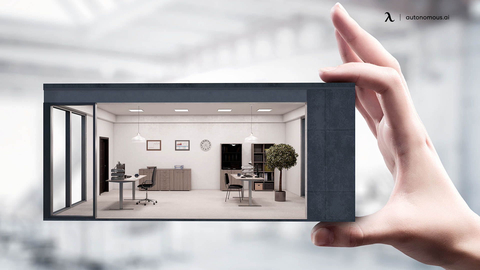 Elements to consider for office interior design