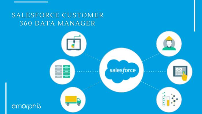 Salesforce Customer 360 Data Manager: Benefits