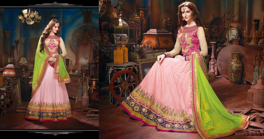 8 Different Ways to Style an Old Lehenga