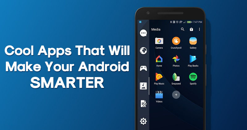 Android apps which very help full in our daily life.