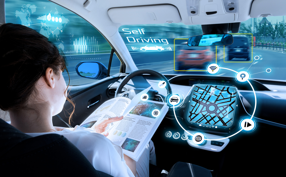 SELF-DRIVING CARS ADD UP TO THE USER-DATA PRIVACY CONCERN FOR CONSUMERS