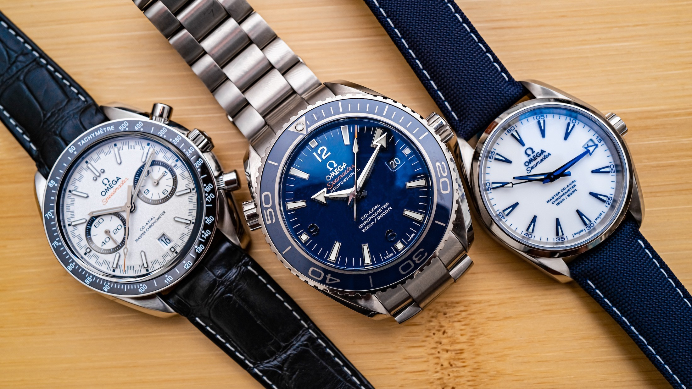 The Right Time For You To Browse Omega's Five Best Selling Watches