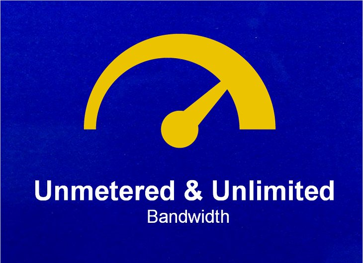 What's the Difference Between Unmetered and Unlimited Bandwidth?