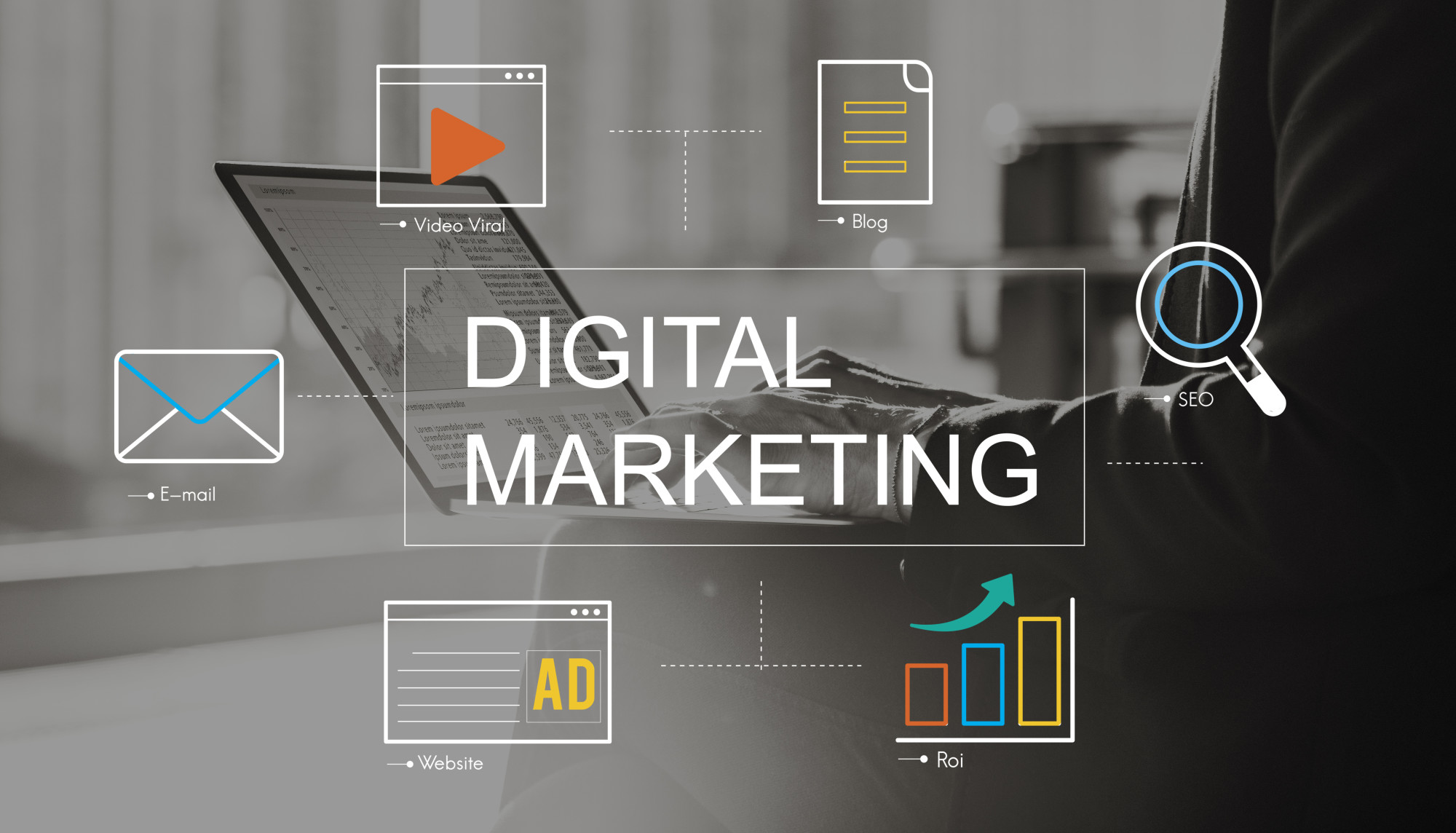 What is Digital Marketing? 6 Services of Digital Marketing in 2020