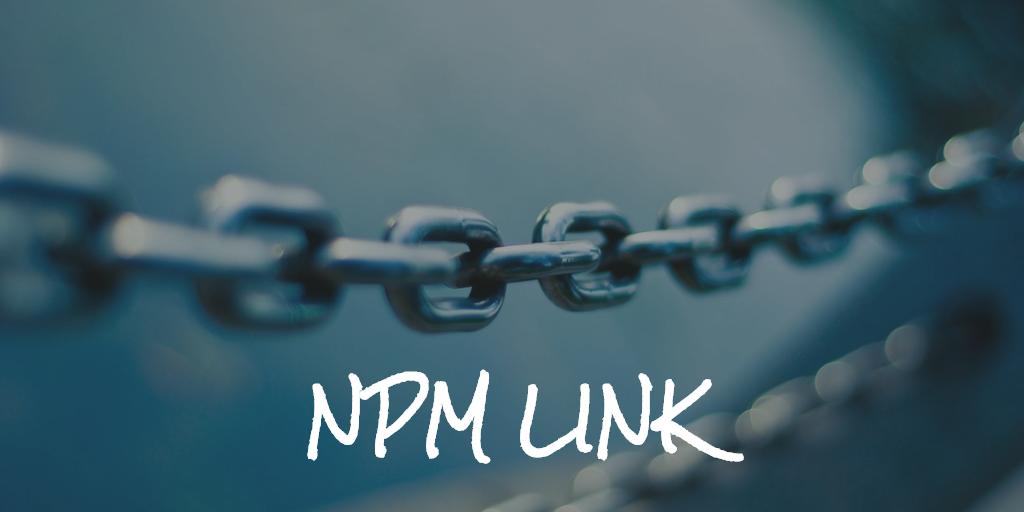 Understanding npm-link