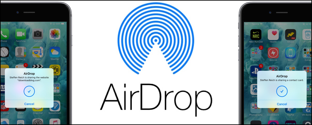 How to Share Files Using AirDrop Between Two Macs