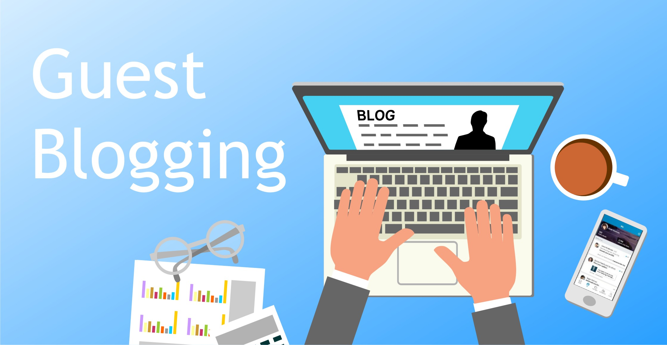 How guest posting is important for SEO