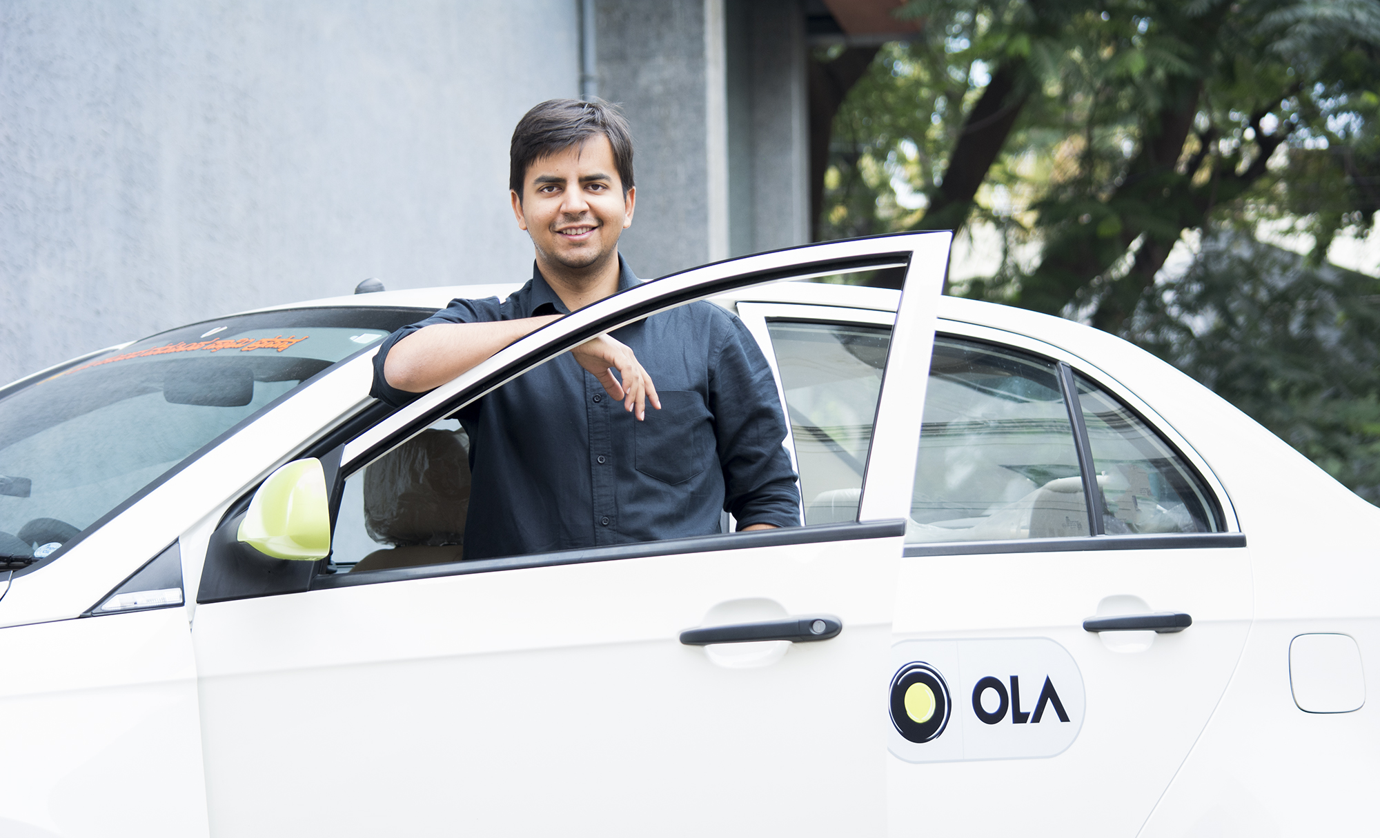 Success Story Of OLA Cabs CEO Bhavish Aggarwal An IITian
