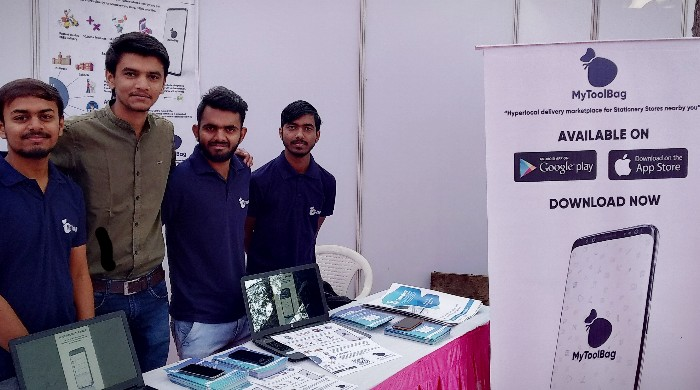 Startup Story Of MyToolBag, Co-founders & CEO - Prashant Dodiya and Saurabh Chavda