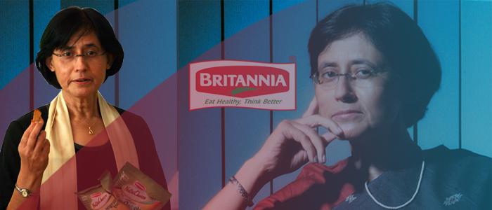 Vinita Bali, Women Entrepreneurs, CEO of Britannia Industries