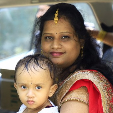"""I remember working the same day I delivered my daughter; Passion gave me strength"" – Saritha Devpunje,Founder of Magneton Technologies"
