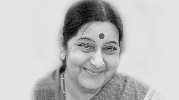 The Life and Political Journey of Late Sushma Swaraj: Supreme Court lawyer and an Indian Politician