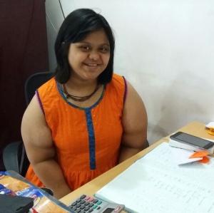 """""""I am Aditi, 23 years old, Down syndrome Woman Entrepreneur!"""" – Aditi Verma, owner at Aditi's Corner"""