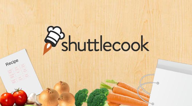 Shuttlecook A Dinner Recipe-kit Startup