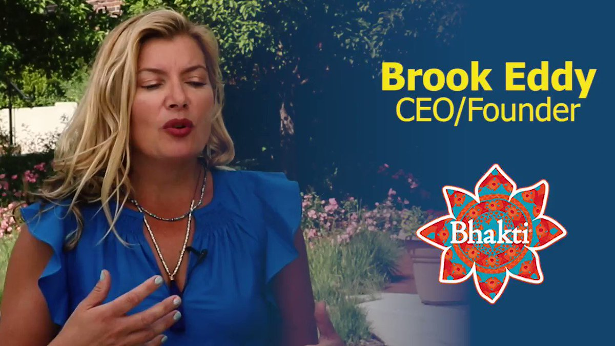 Meet American woman 'Bhakti Chai' founder Brook Eddy? And, how she became a millionaire by selling tea?