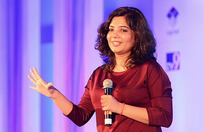 What entrepreneurs can learn from Shradha Sharma, founder of YourStory
