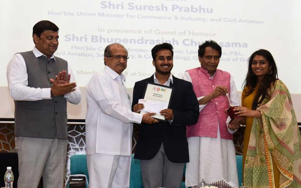Vatsal Maniar & Kruti Panchasara made India's first IoT development board with computing power