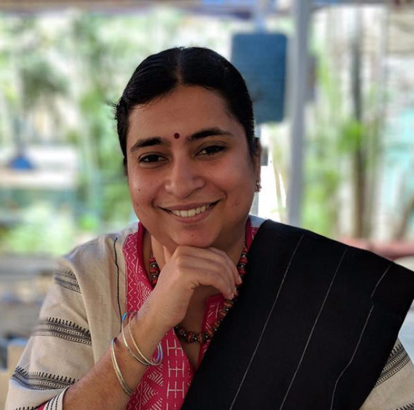 """""""Blogging space in India is rich and diverse with potential. But lot of it isn't channelized properly"""" – Shailaja Vishwanath, Blogging & Social Media consultant"""