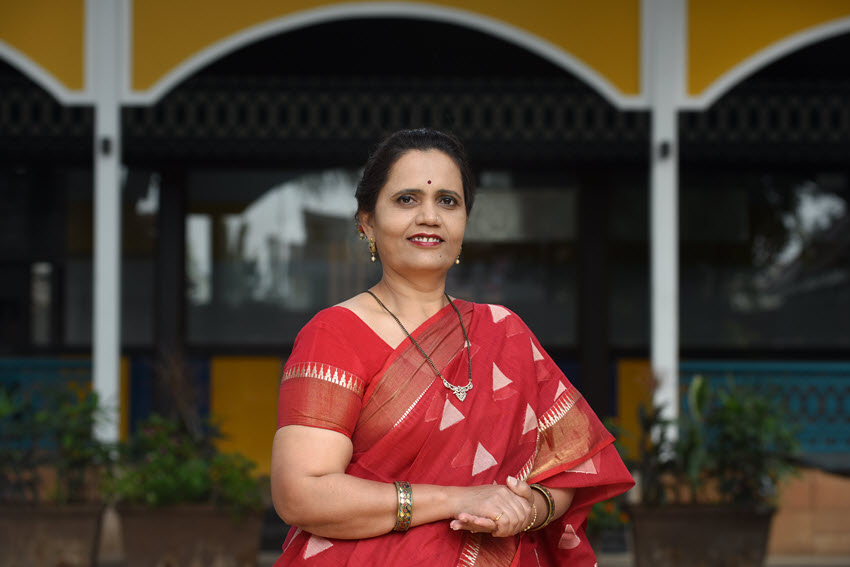This Pune homemaker took over operations of her family restaurant at 50, grew business by 30% in less than 2 years