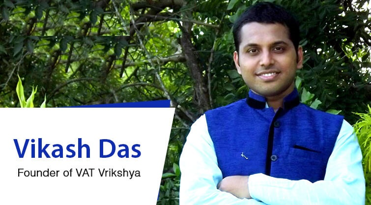 Vikash Das Man behind the development of the Tribal Community!