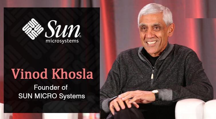 Vinod Khosla The worlds No.2 Venture Capitalist!