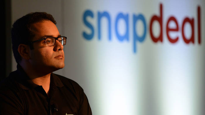 Kunal Bahl: The Architect Behind Snapdeal's Success