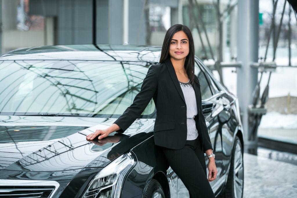 Indian-origin Dhivya Suryadevara appointed first female CFO at General Motors